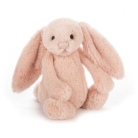 Jelly Cat Basful Blush Bunny Small