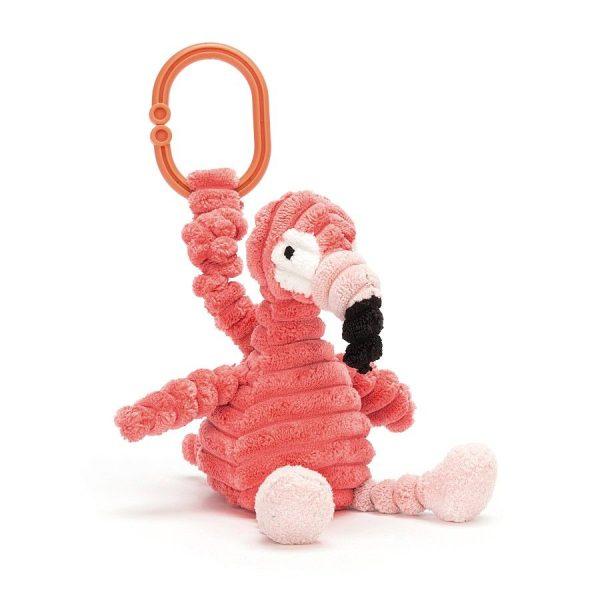 Jelly Cat Cordy Roy Flamingo Jitter