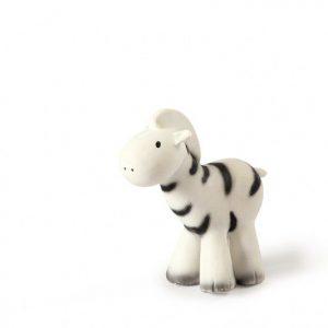 Tikiri Mijn eerste zoodiertje Bad/Bijtspeeltje Zebra