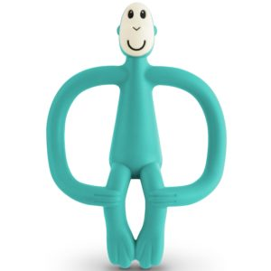 Matchstick Monkey bijtring groen