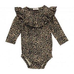 MarMar Leopard Romper