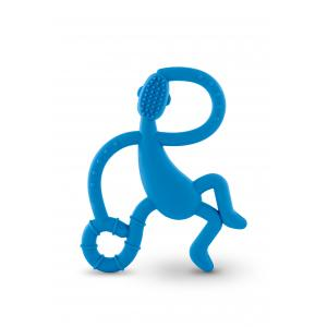 matchstick mini monkey blauw bijtring