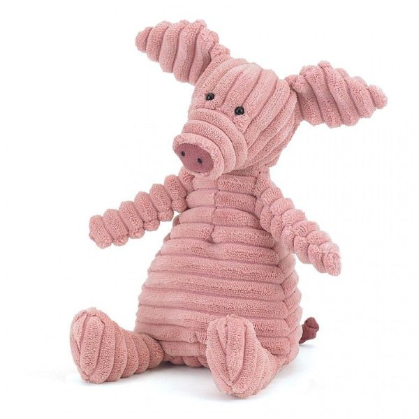 Jelly Cat Cordy Roy Pig Small