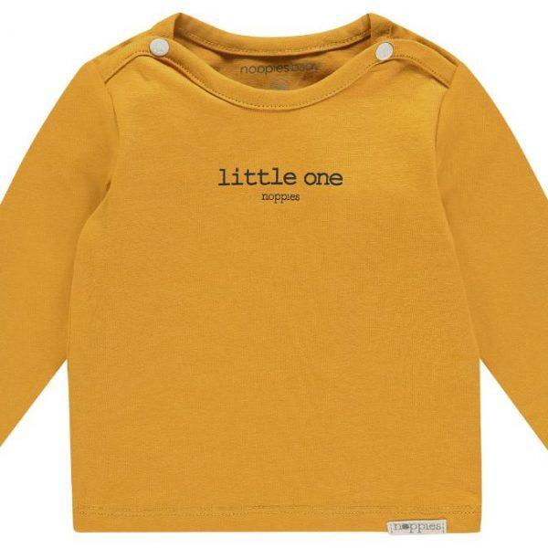 Noppies Shirt Hester Honey Yellow