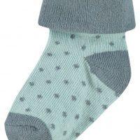 Noppies Socks 2 pack Dark Green