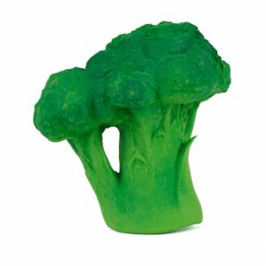 Oli & Carol Brucy the Broccoli Bijtspeeltje
