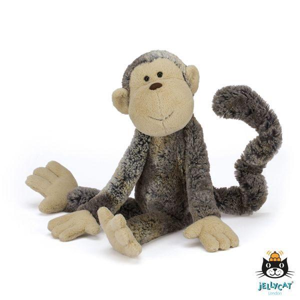 Jelly Cat Mattie Monkey Medium