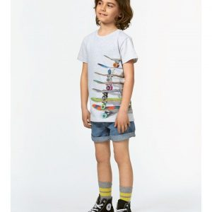 Molo Raven T-Shirt Skateboard