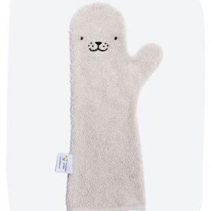 Invented4Kids Babyshower Glove Zeehond Grijs