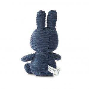 Nijntje Corduroy Blauw 23cm