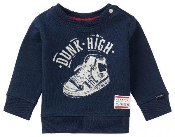 noppies sweater blauw pretoria sneaker
