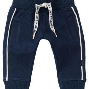 noppies etwatwa donker blauwe zijkant witte streep broek