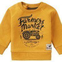 noppies kei sweater geel