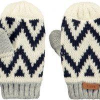 barts roemi handschoenen blauw wit