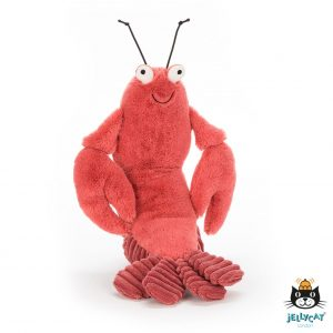 Jelly Cat Larry Lobster Small