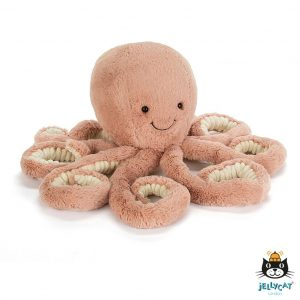 Jelly Cat Odell Octopus Little
