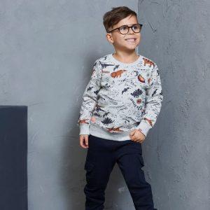 Sturdy Sweater Dino-Mite