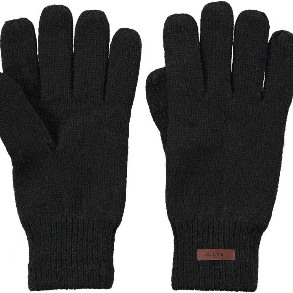 Barts Haakon Gloves Black