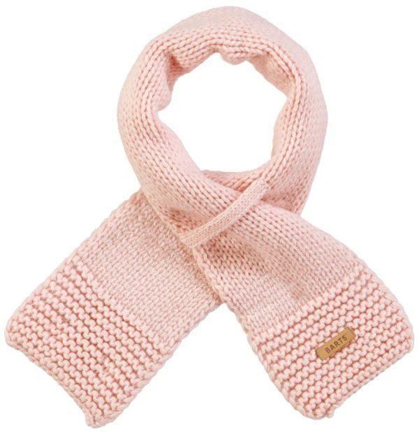 barts yuma scarf pink sjaal