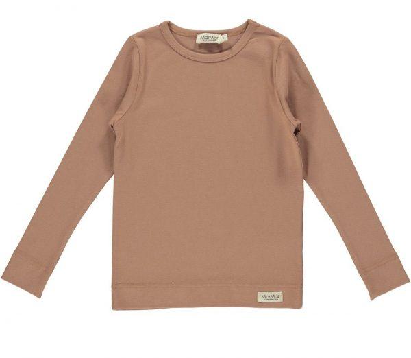 marmar effe lange mouwen shirt rose blush
