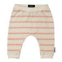 snurk breton pink roze streep broek pants