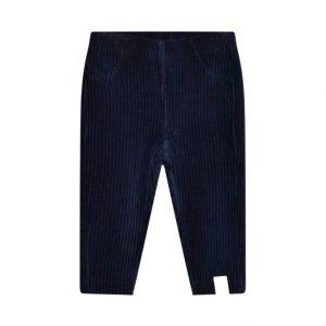 I Dig Denim Hazel Rib Pants Dark Blue