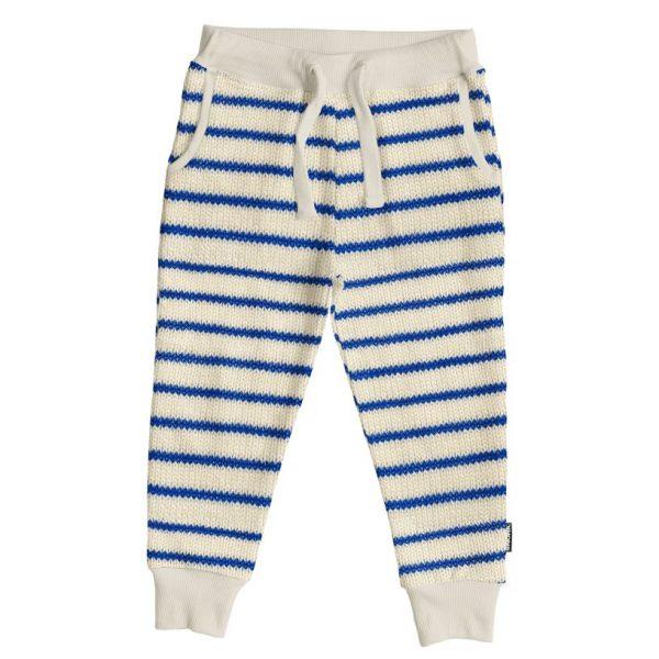 snurk breton blue blauw streep broek pants