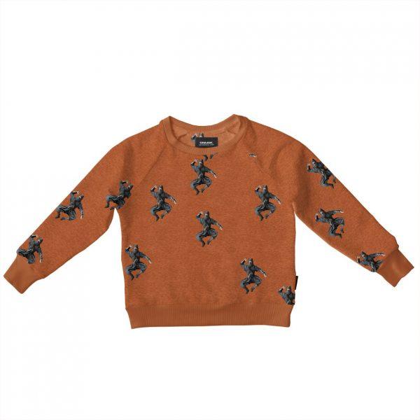 snurk ninjas sweater amsterdam