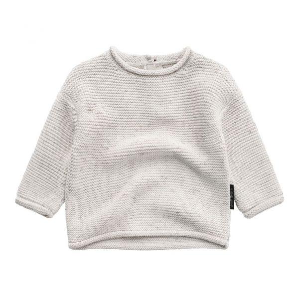 your wishes ecru gebreide sweater