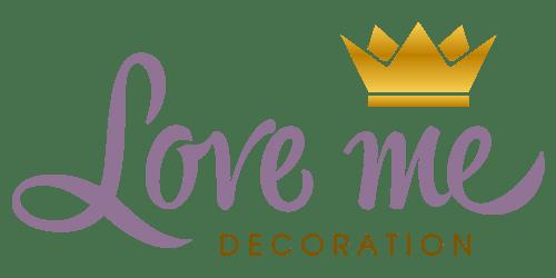 love me decoration eend zwaan ooievaar