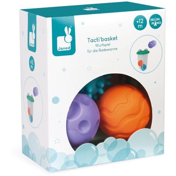 Janod Badspeelgoed Tacti-Basket