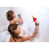 Janod Badspeelgoed Kleuren in Bad