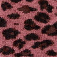 Ewers Antislip Leopard Dusty Rose