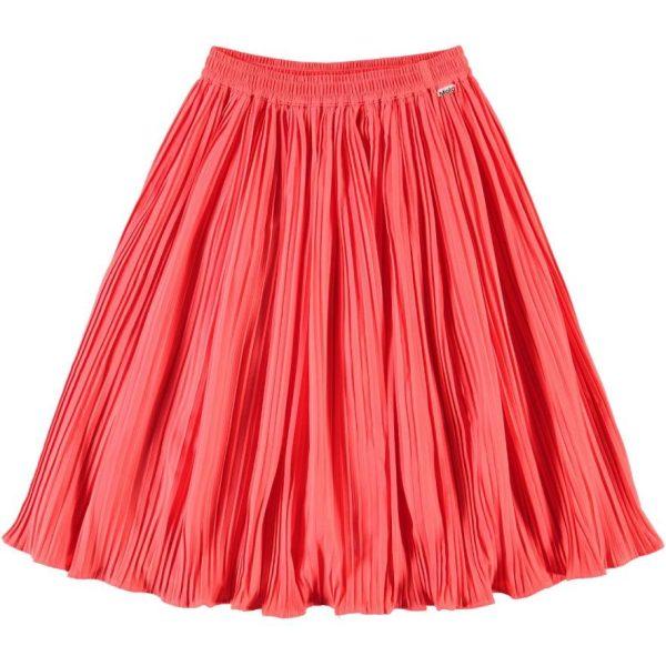 Molo Becky Skirt Neon Coral