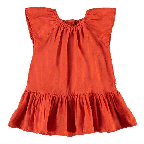 Molo Carolina Dress Poppy