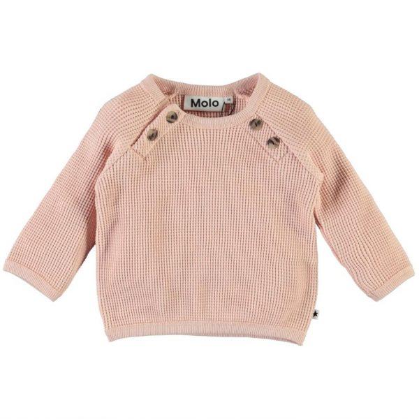 Molo Dolly Sweater Petal Blush