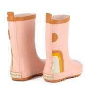 Grech&Co Rain Boots Rainbow/Shell