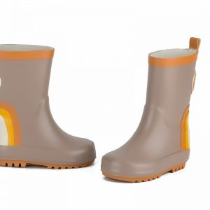 Grech&Co Rain Boots Rainbow/Stone