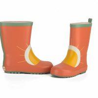 Grech&Co Rain Boots Sun/Rust