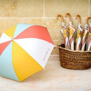 Grech&Co Umbrella Rust