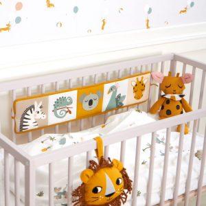 Roommate Nursery Book Jungle Life