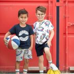 Sturdy Top AOP Sneakers Playground