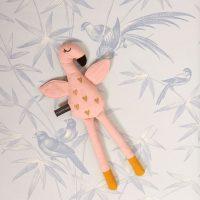 Roommate Flamingo Rag Doll