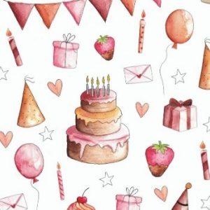 Fritsy Postkaart Verjaardag