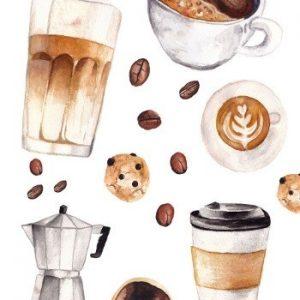 Fritsy Postkaart Koffie