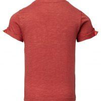 Noppies T-Shirt SS Lorraineville Marsala