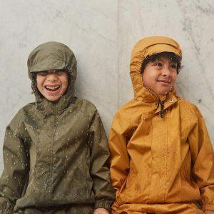 Molo Waiton Rainwear Vegetation