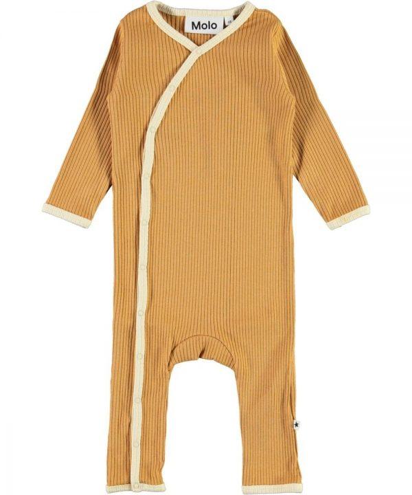 Molo Fellow Babysuit Honey