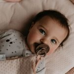 Snooze Baby Comfort Toy/Knuffeldoekje Sweet Dreaming Milky Rust