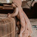 Snooze Baby Trendy Wrapping/Wikkeldoek Milky Rust
